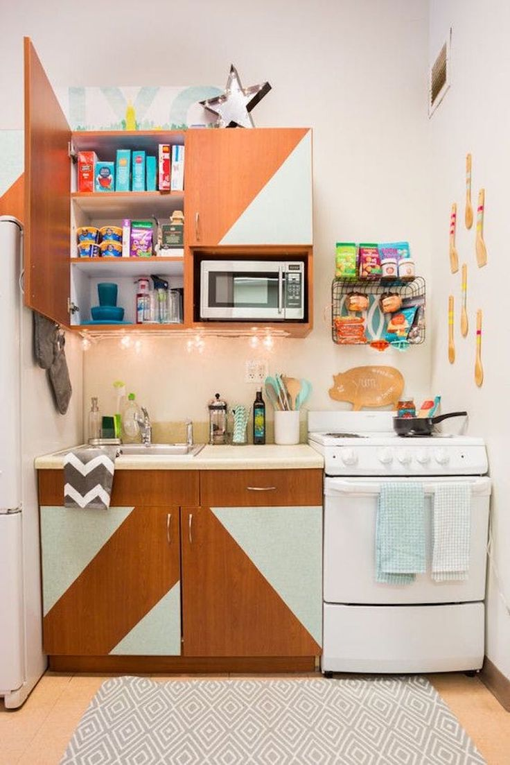 3 Things You Think Canu0027t Be Fixed In Your Rental Kitchen (But They