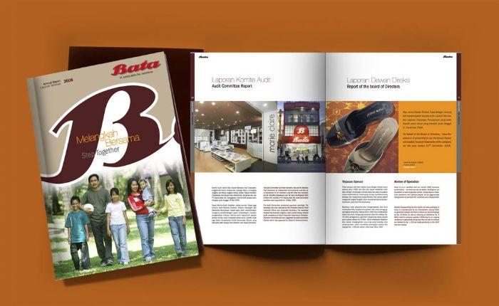 Annual Report for Bata