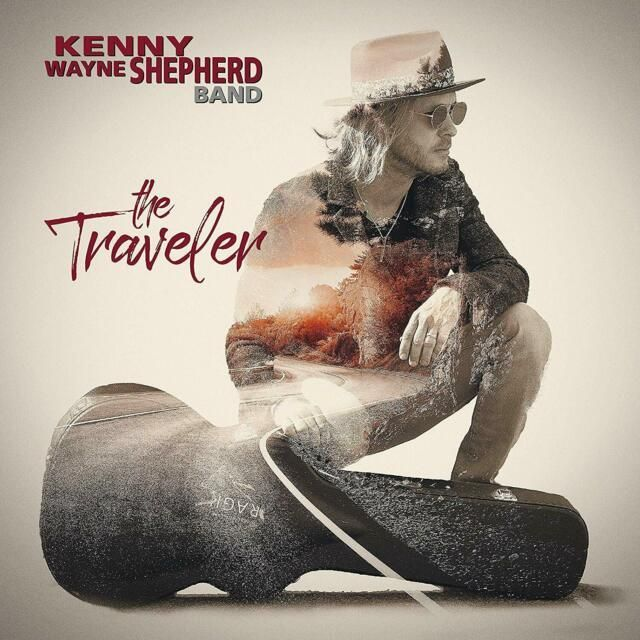 Kenny Wayne Shepherd Band The Traveler 180g Vinyl Lp Kenny Wayne Shepherd Wayne Blues Rock