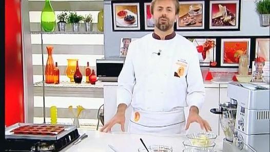 Luca Montersino - Peccati di Gola - Biscotti saraceni al cremino di nocciola