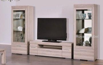 Woonkamer meubel Italiaanse design Odessa 2