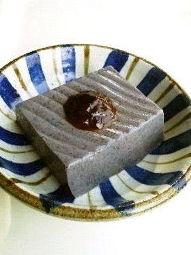 ■ゼラチンで簡単♪本格ごま豆腐■味噌ダレ by ぢんぴよ [クックパッド ...