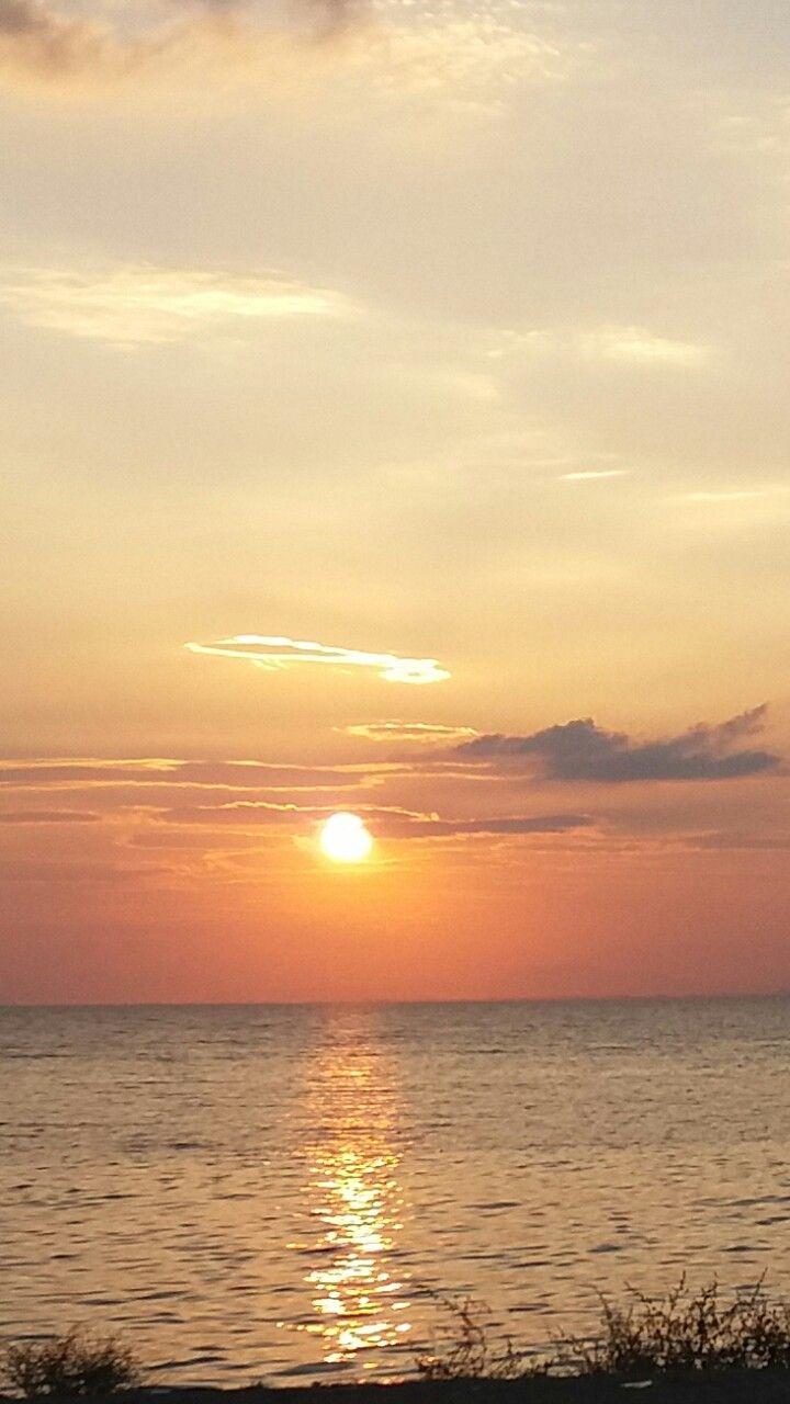 Sunset in Patras