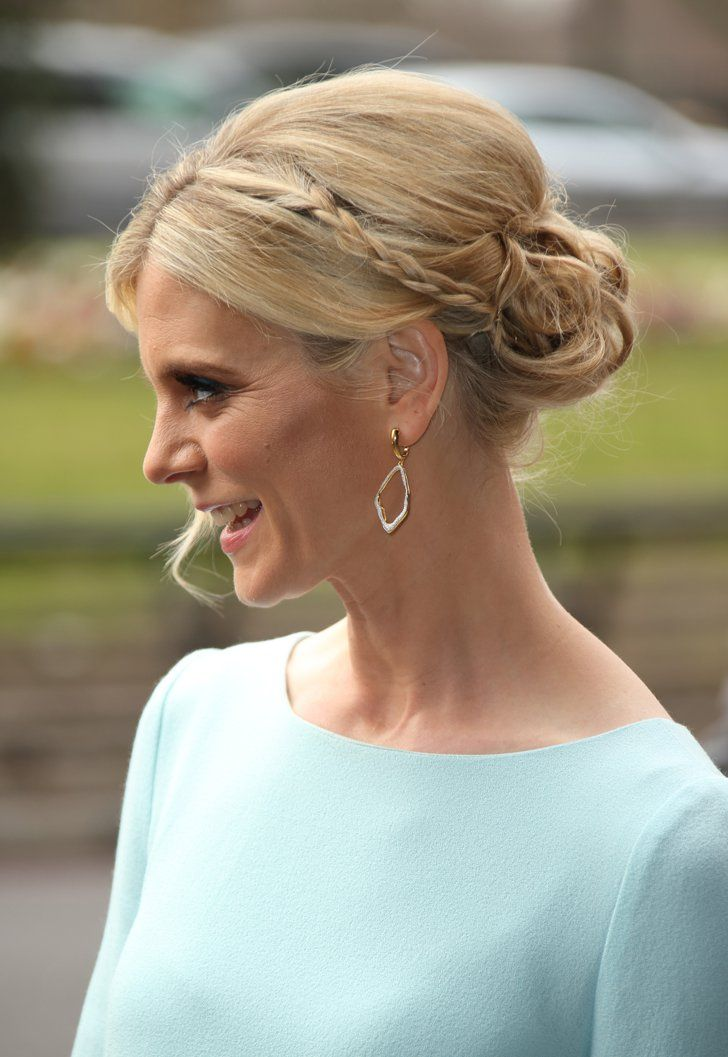 Pin for Later: Raise Your Summer Plait Game With These Celeb Hairstyles Emilia Fox