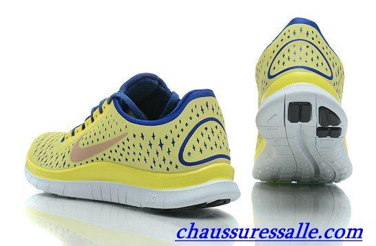 Vendre Pas Cher Chaussures Nike Free 3.0V4 Femme F0012 En Ligne.