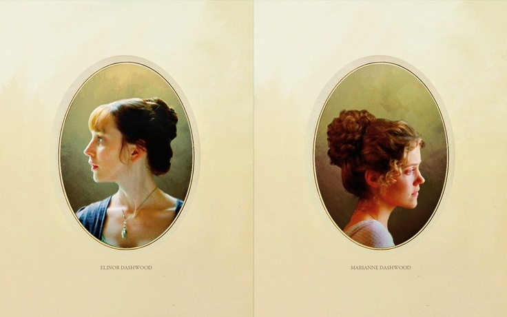 """sense and sensibility elinor marianne essay The novel contrasts the two sisters opposite personalities and the plot follows elinor and marianne as members of the upper class in the early 19th century, who, as women, cannot """"work"""" for."""