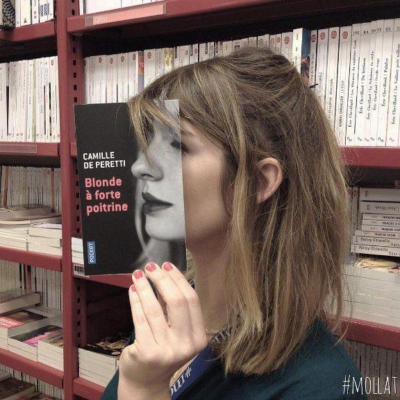 La librairie Mollat à Bordeaux détourne des couvertures de livres (11) | issyparis