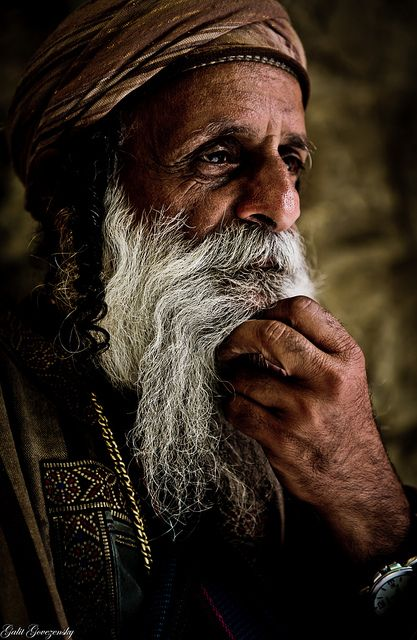 Yemenite Jew in Mahane Yehuda market, Jerusalem, Israel | Flickr - Photo Sharing!