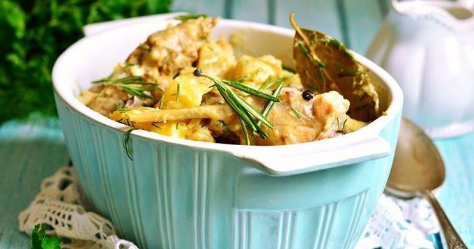 15 plats réconfortants et gourmands pour l'automne - Lapin à la moutarde et à la bière - Cuisine AZ