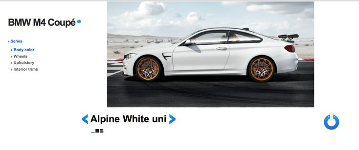 BMW M4 GTS spotted in Alpine White - http://www.bmwblog.com/2016/01/23/bmw-m4-gts-spotted-in-alpine-white/