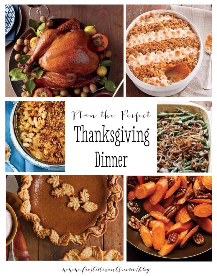 Best 25 thanksgiving menu planner ideas on pinterest for List of things for thanksgiving dinners