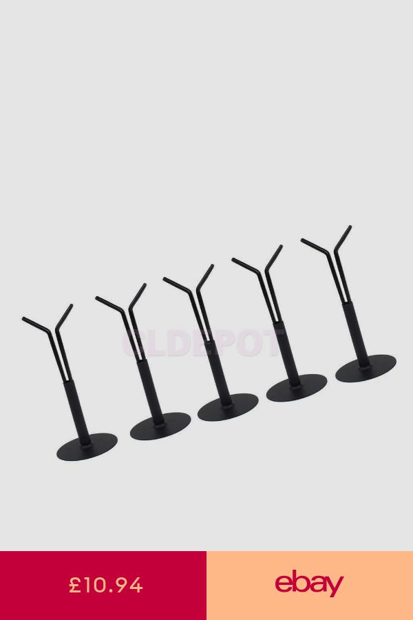 5Pcs Display Y-Type Stand pour 1//6   Hot Toys Dragon BBI Figure