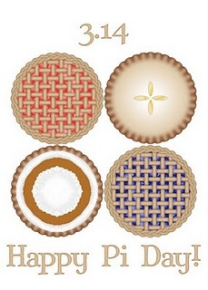 Pi Day / Pie Day tags