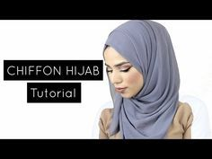 Everyday Simple Hijab Tutorial - YouTube
