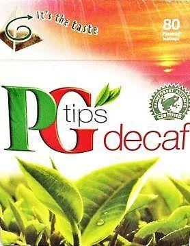 PG Tips Pyramid Tea Bag Decaf, 80 Count Tea Bag - http://mygourmetgifts.com/pg-tips-pyramid-tea-bag-decaf-80-count-tea-bag/