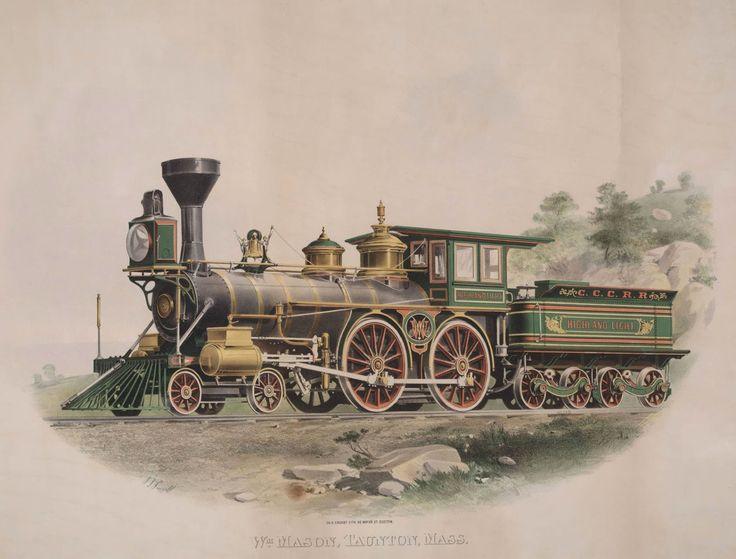 Железнодорожные открытку