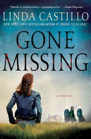 Linda Castillo's latest book Gone Missing. Really great fun