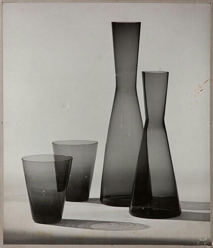 Holmegaard carafe & glass