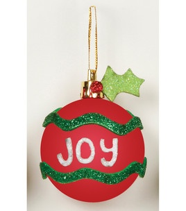 Activity Bucket Foam All About Ornaments : Christmas Crafts : Christmas  Decor : Home Decor :