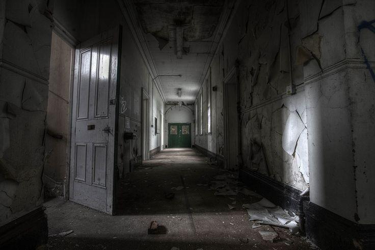 verlaten ziekenhuis #1