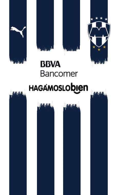 Club Fútbol  Monterrey ⚽️⚪️