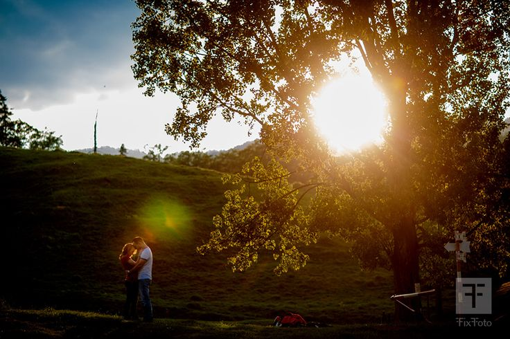 Roxana and Cornel – engagement session