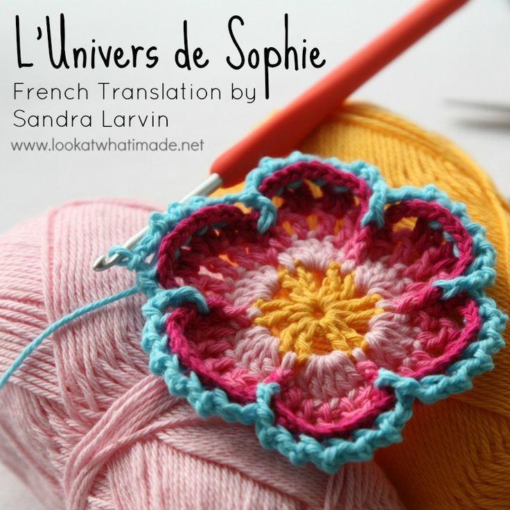 L'Univers de Sophie  {Français}:http://www.lookatwhatimade.net/lunivers-de-sophie-francais/