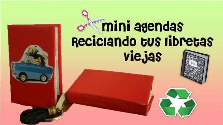 Haz Tus Propias Mini Agendas