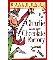Charlie and the chocolate factory by roald dahl chocolate factory