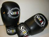 SHIHAN Boxing Gloves Leather / Black/Yellow-16oz--New Year Sale Price Fine Cow-Hide Leather Boxing/Thai Boxing Gloves , with Velcro Fastening.High Quality- (Barcode EAN = 5060158610839). http://www.comparestoreprices.co.uk/boxing-equipment/shihan-boxing-gloves-leather--black-yellow-16oz-new-year-sale-price.asp