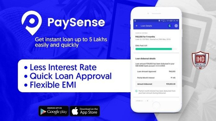 Paysense Loan App Review Eligibility Interest Rate Loan Instant Loans How To Apply