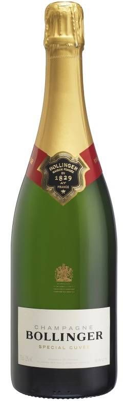 Champagne Bollinger Special Cuvée NM 6755