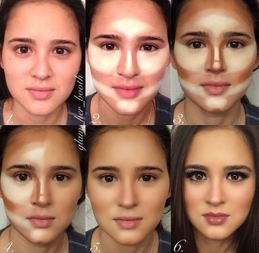 How to : Contour Your Face