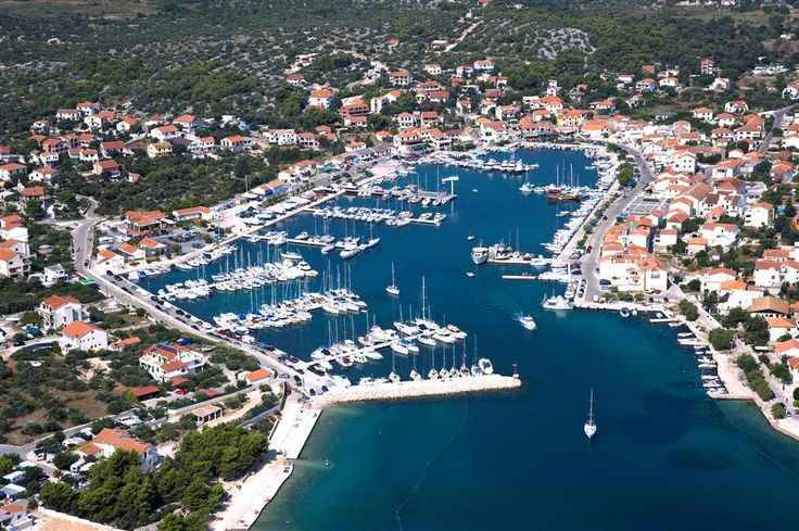ACI Jezera - Croatia  Sailboat Charters in Croatia Photo Credit: Adam Božićković on Flickr