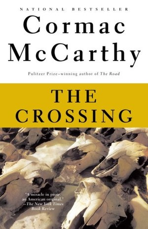 If you're American and haven't read McCarthy, I dont know.