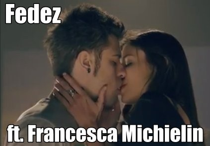 Fedez Cigno nero ft. Francesca Michielin