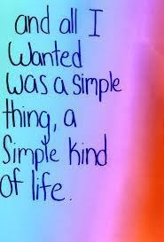 Simple Kind Of Life-No Doubt