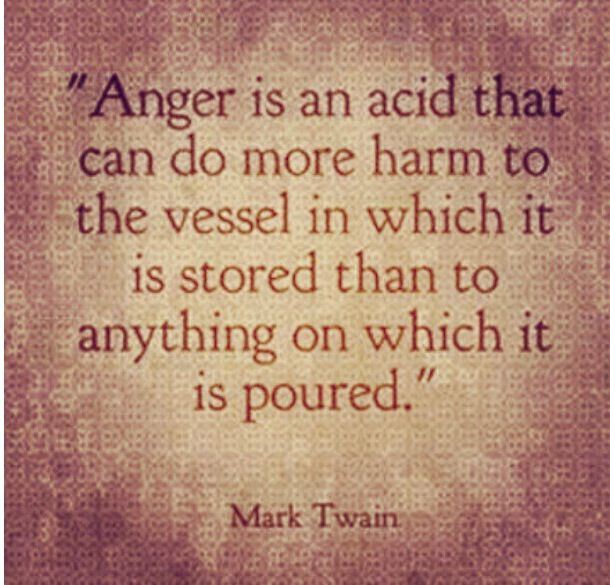 Anger Problems Quotes And Pictures: Mark Twain Quotes