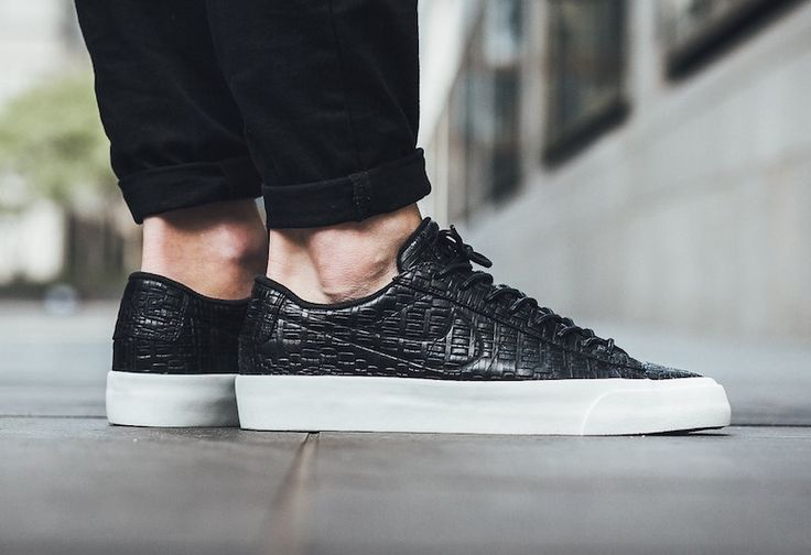 "http://SneakersCartel.com Nike Blazer Studio Low ""Black Croc"" #sneakers #shoes #kicks #jordan #lebron #nba #nike #adidas #reebok #airjordan #sneakerhead #fashion #sneakerscartel https://www.sneakerscartel.com/nike-blazer-studio-low-black-croc/"