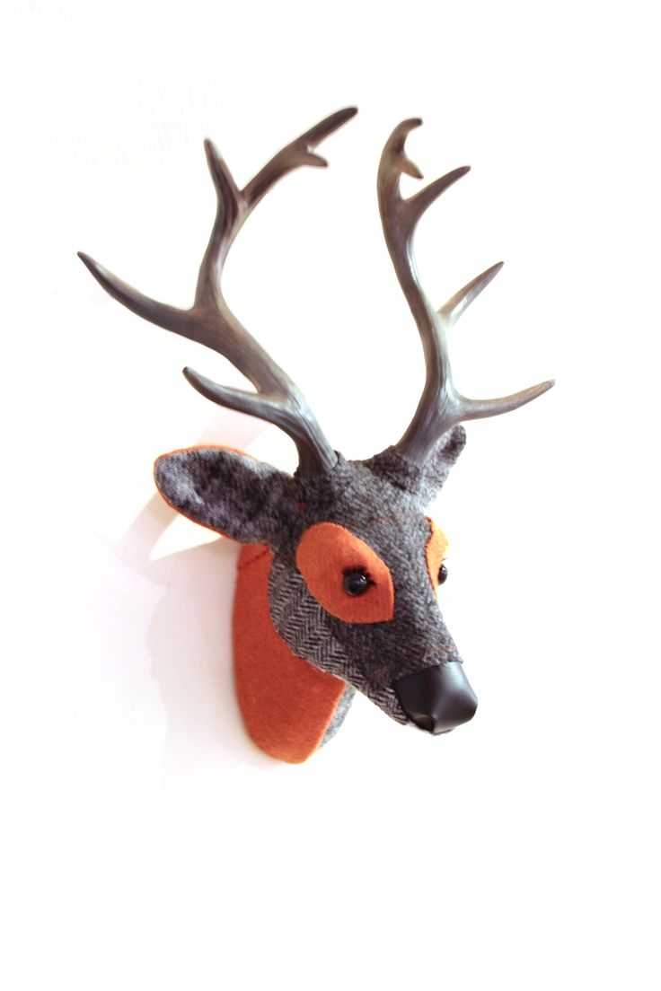 April Barrie, Textile Taxidermy | Scottish Contemporary Art