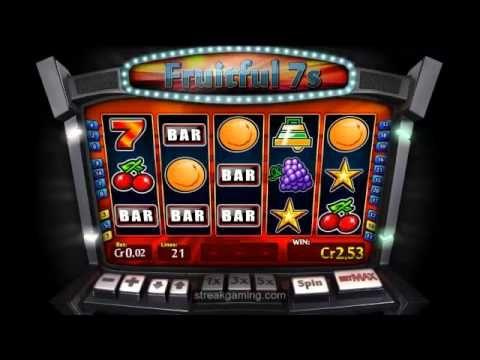 Fruitful 7s Video Slot