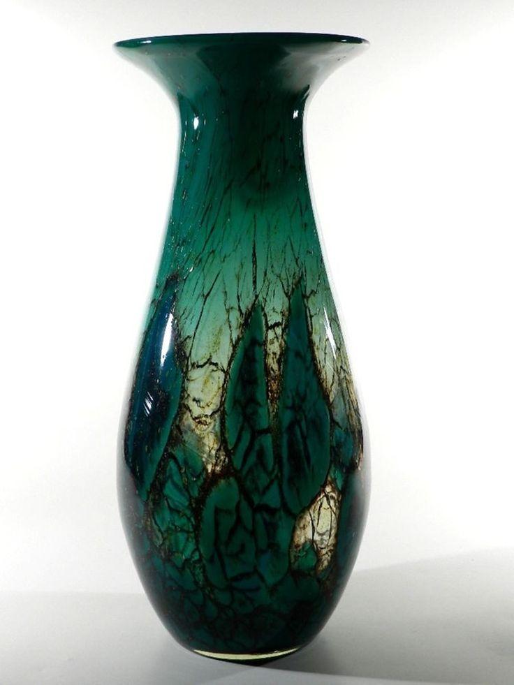 WMF Ikora Glasvase ° Glas Bodenvase um 1930 ° Höhe 41 cm ° wmf art glass in Antiquitäten & Kunst, Design & Stil, 1920-1949, Art Déco | eBay!