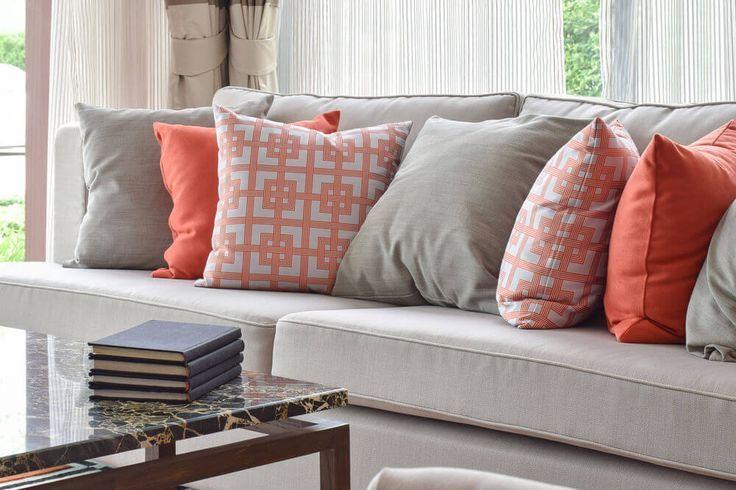 35 Sofa Throw Pillow Examples Sofa Decor Guide Cushions On