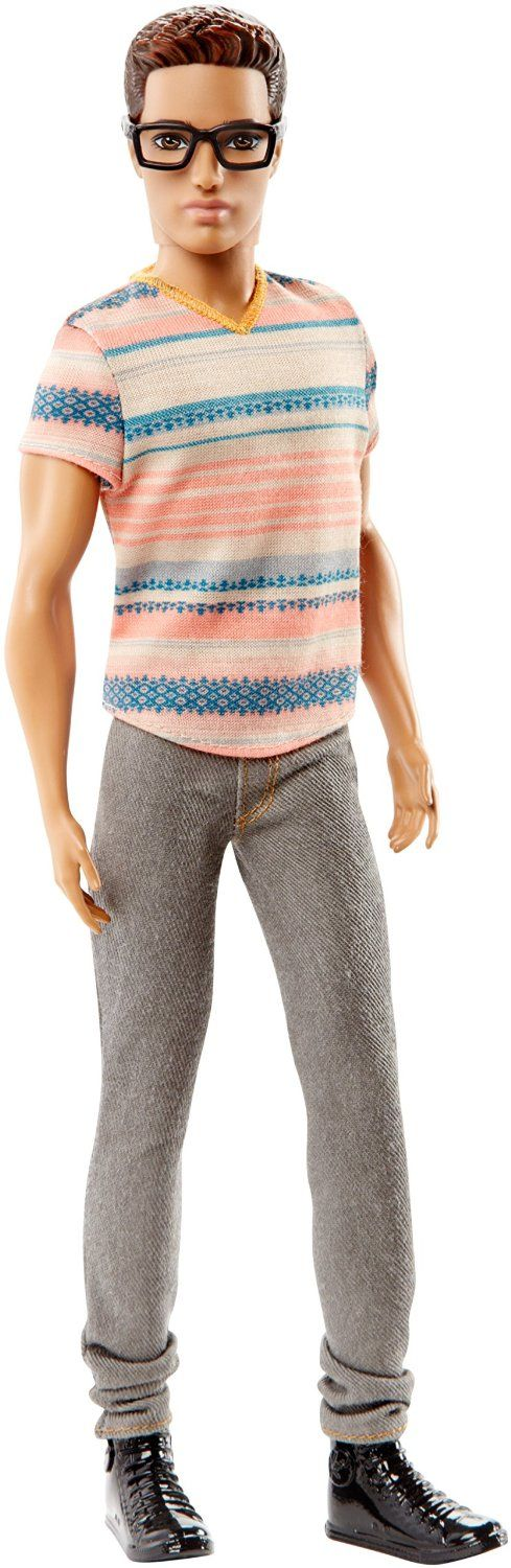 Barbie Fashionistas Ken Friend Doll