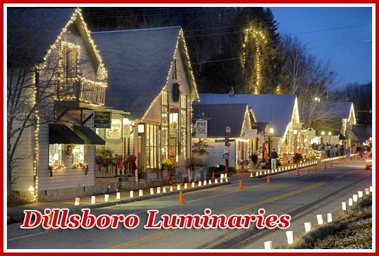 10 christmas light displays in north carolina that are pure magic - Best Christmas Lights In Nc