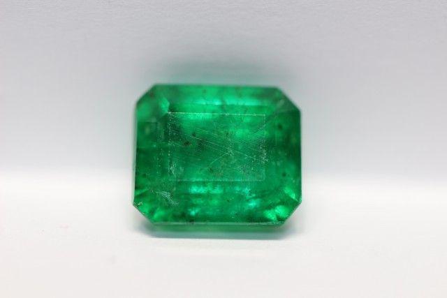 5.05 Carat Zambian Emerald gemstones