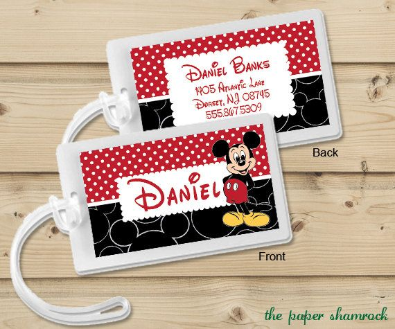 Doc585321 Sample Luggage Tag Template Example 25 Luggage Tag – Sample Luggage Tag Template Example