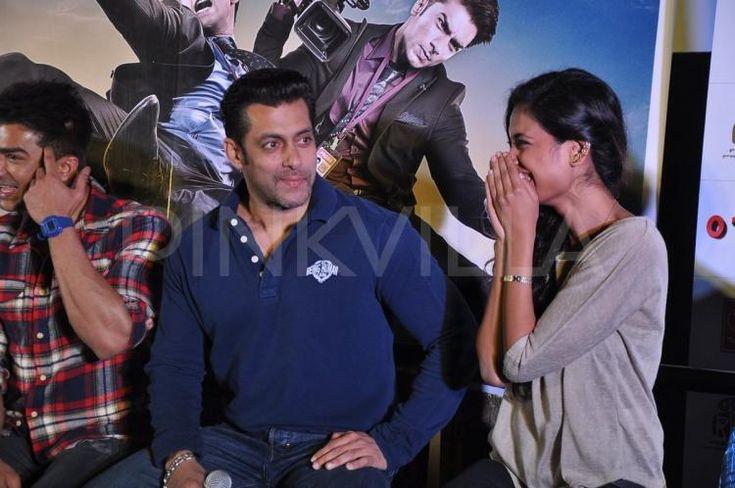 Salman Khan launches the first look of  Atul Agnihotri's O Teri 8
