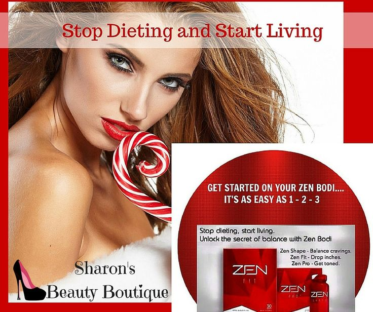 The human body is complex. It takes several mechanisms working together to keep you fit and healthy, which means a multi-functional approach is necessary. ZEN BODI™ is a targeted, holistic approach to weight management. ZEN BODI™ opens the path to health—delivering what you want most: results.†     BENEFITS http://www.sharonann.jeunesseglobal.com/ZEN_BODI.aspx