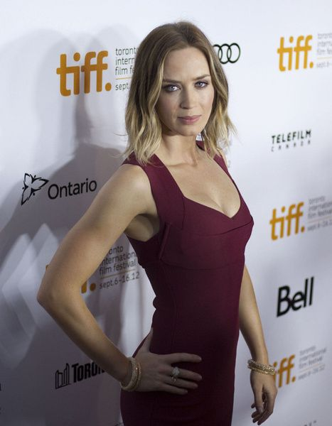 Emily Blunt(London,Eng...